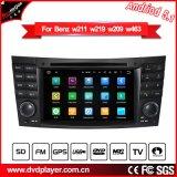Jugador del Benz E Cls G MP4 de Androidfor de la navegación de Mulitmedia DVD GPS del coche de Hl-8797GB