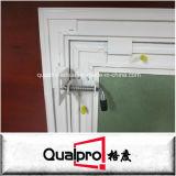 Porta de acesso de alumínio nivelada AP7720