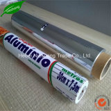 Nahrungsmittelbehälter-Aluminiumfolie-geschmierte Aluminiumfolie