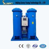 Générateur médical de l'oxygène de PSA avec la grande pureté (98%)