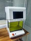 Máquina FM-P0202 200*200mm 20W da marcação do laser do metal
