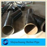 45度Yの枝管付属品の側面ティーSch40 Smls