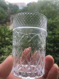 実用的で明確なガラスタンブラー水コップのよい価格のガラス製品Sdy-F06720