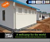 Apartamento prefabricado moderno de clase superior del chalet de la casa en Uganda