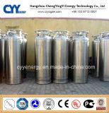 Cilindro industrial de baixa pressão com oxigênio líquido nitrogênio argônio CO2 Dewar