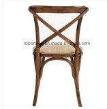 [هيغقوليتي] غلّة كرم خشبيّ [إكس] صليب خلفيّ يتعشّى كرسي تثبيت