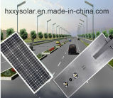 Indicatore luminoso di via solare del rifornimento 6W-80W LED della fabbrica della Cina al migliore prezzo