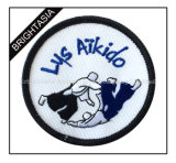 Sports School (BYH-10952)のためのカスタムMake Embroidery Badge