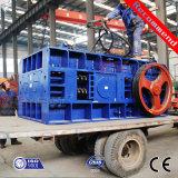 鉱山二重歯のローラー粉砕機の石造り機械粉砕機