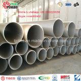 304/316 tubo inconsútil del acero inoxidable con Ce