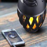 LED Portátil Micrófono inalámbrico USB Mini altavoz Bluetooth de Música de sonido
