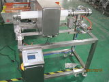 Detetor de metais da tubulação para a inspeção do produto do leite, do molho, do atolamento, da massa ou do líquido