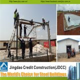 Estructura de acero galvanizada alta calidad con precio bajo
