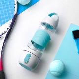 스포츠 아름다움 보충 컵 창조적인 지적인 타이밍 신호 식용수 옥외 점화 살포 유리