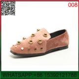 Nuevo diseño de calzado de señora Perla plana