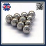 L'AISI304/316/410 Bille en acier inoxydable solide s'exécuter des caractères