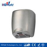 La porcelaine sanitaire salle de bain l'air chaud électrique monté sur un mur Sèche-mains