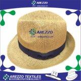 Sombrero de paja de papel (AZ003B)