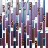 Fabbricazione di cristallo delle mattonelle di mosaico di vetro di mosaico di mosaico