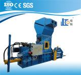 Hba40-7272 Máquina automática de embalaje hidráulica para reciclar material