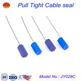 Fechamentos do selo do cabo ajustável da alta segurança do recipiente de carga