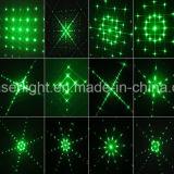 回折格子レーザーのモジュールの庭または段階ライトのための上塗を施してあるレンズ24パターン