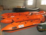 Liya 2m-6.5m 판매를 위한 모터를 가진 팽창식 구조 배