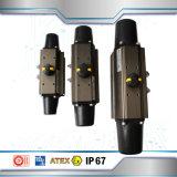 Double actionneur pneumatique temporaire de bonne qualité