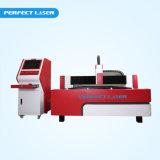 2016 machine de découpage chaude de laser de fibre en métal de la vente 3015 1000W