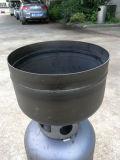 LPGシリンダーのための円周の溶接機