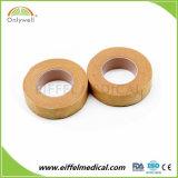 Cinta médica adhesiva respirable no tejida del color de piel de la importación