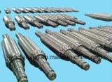 採鉱機械に使用する鋼鉄鍛造材Scm440不安定なシャフト