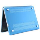 HotsellingはMacBookの空気のための明確な透過パソコンカバー箱を曇らした