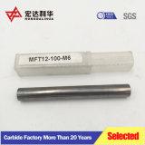 O carboneto de tungsténio Anti vibração das hastes de perfuração com rosca interna
