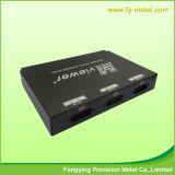 Алюминиевый лист металла 2,5 SATA жестких дисков USB 3.0