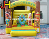 Le plein d'impression Jumping Bouncer Combo gonflables pour enfants