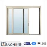China-Fabrik-gute Qualitätsaluminiumfenster-schiebendes Fenster
