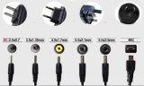 12V0.5A6w UL/Ce/FCC를 가진 잘 고정된 전력 공급 접합기