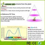 LED 표시등 막대 12W 13.5W를 바꾸는 빨갛 파랗 보라빛 3 색깔은 플랜트를 위한 가벼운 관을 증가한다