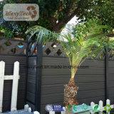 مركّب [سلب-وب] خشبيّة [وبك] حديقة شعريّة سياج