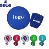 Frisbee pieghevole su ordinazione poco costoso promozionale del nuovo fornitore del Frisbee 2018