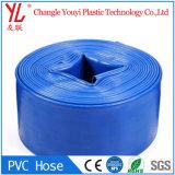 Flexible de la pompe à eau submersible et des pompes à essence Layflat en PVC flexible de pompe