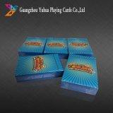 Bekanntmachen der Schürhaken-Spielkarten mit Cmyk Drucken