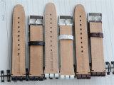 Настраиваемые High-Quality ремешки наручных часов из натуральной кожи головки блока цилиндров