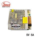 Smun S-25-5 25W 5V 5A AC/DC Schaltungs-Stromversorgung
