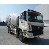 8X4 14 de Kubieke Vrachtwagen van de Mixer van het Cement van de Meter LHD Foton Auman
