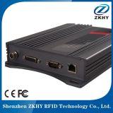 Leitor fixo da freqüência ultraelevada RFID com a antena de 4 PCS