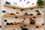 Gules 4X12polegadas/10x30cm vidrados cerâmicos brilhante Metro Parede Decoração de cozinha/casa de banho em mosaico