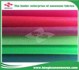 Tela não tecida biodegradável dos PP Spunbond para fazer sacos não tecidos