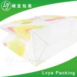 Gedruckter Papier-verpackenträger-Beutel für Einkaufen-Geschenk-Kleidung